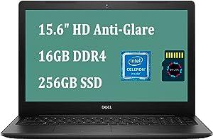 Dell Inspiron 15 3000 2020 Premium Laptop I Intel Core Celeron 4205U I 15.6