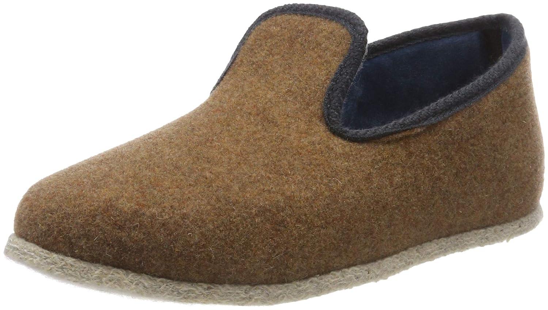 Chausse Mouton Chancenie, Pantofole Unisex – Adulto Beige (Camel 4400360)