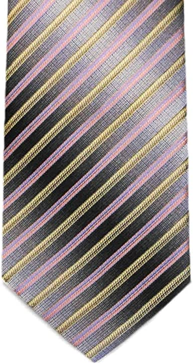 TieMart Special Purchase Tie and Pocket Square Set in Whitney