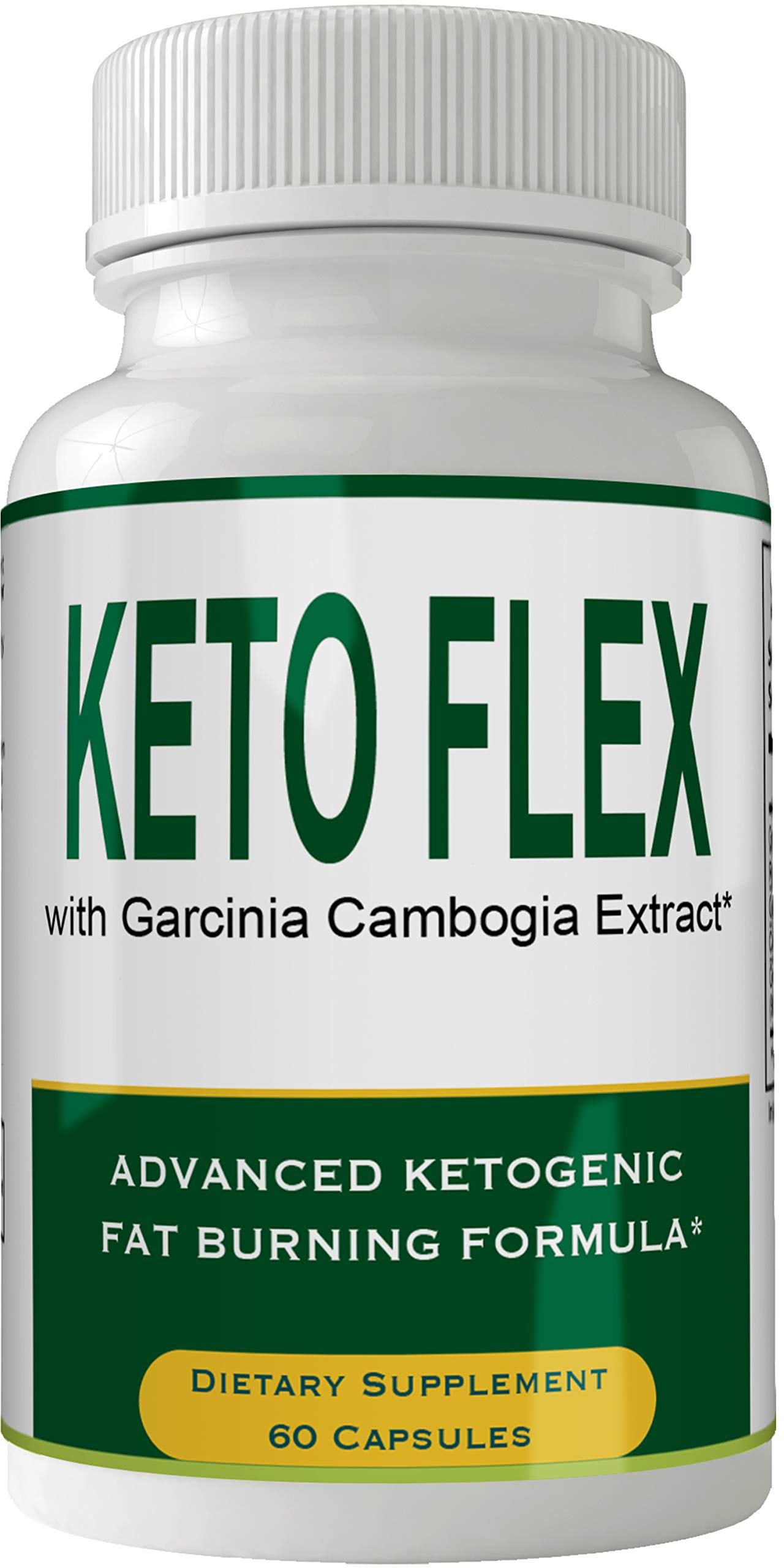 Keto Flex Weight Loss Pills Diet Capsules with Garcinia Cambogia, Weightloss Lean Fat Burner, Advanced Thermal Fat Loss Supplement for Women and Men