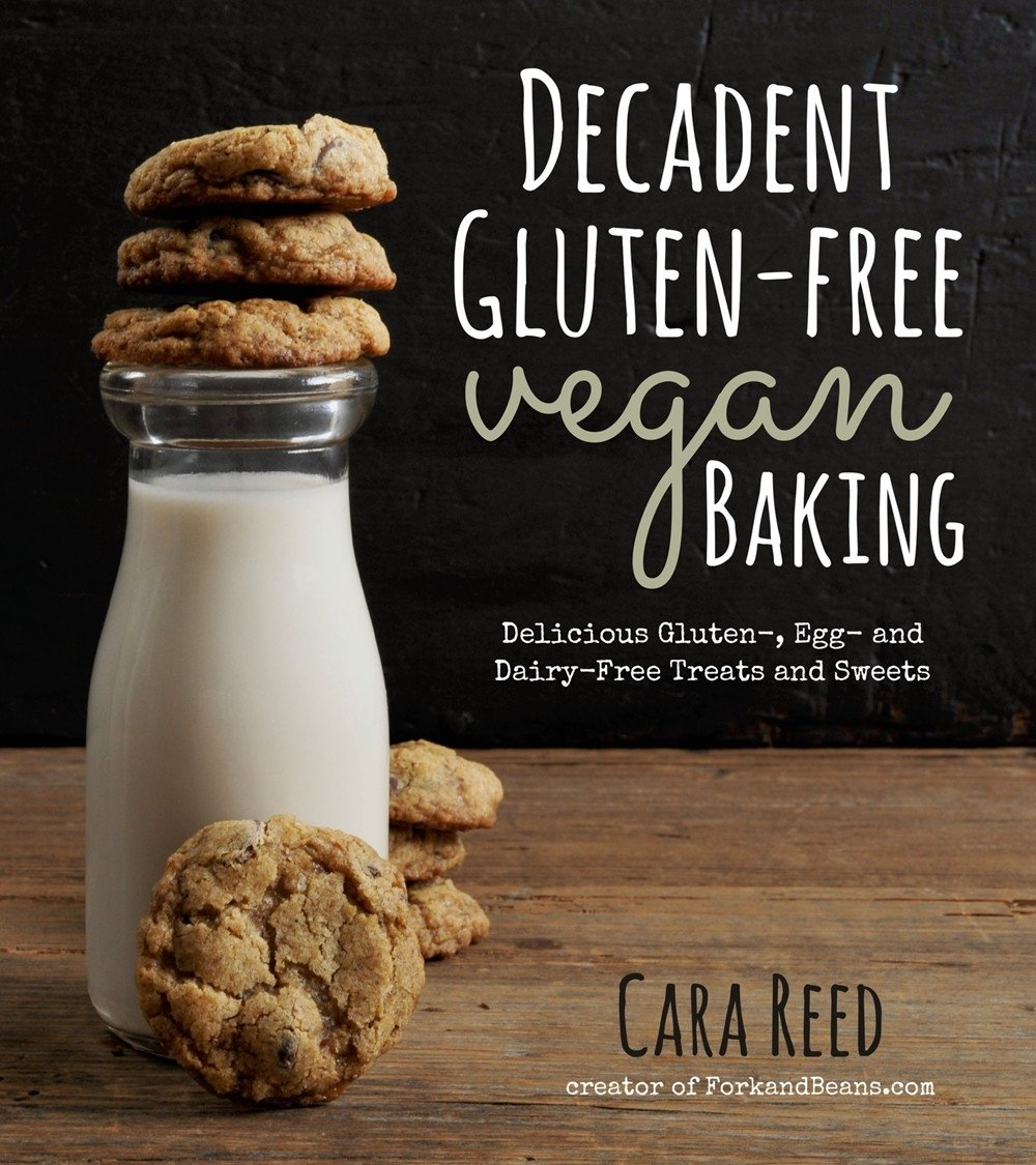Decadent Gluten-Free Vegan Baking: Delicious, Gluten-, Egg- and Dairy-Free Treats and Sweets by imusti
