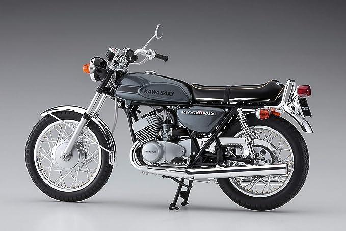 H1 Hasegawa HBK10 1:12 Kawasaki 500-SS//Mach III