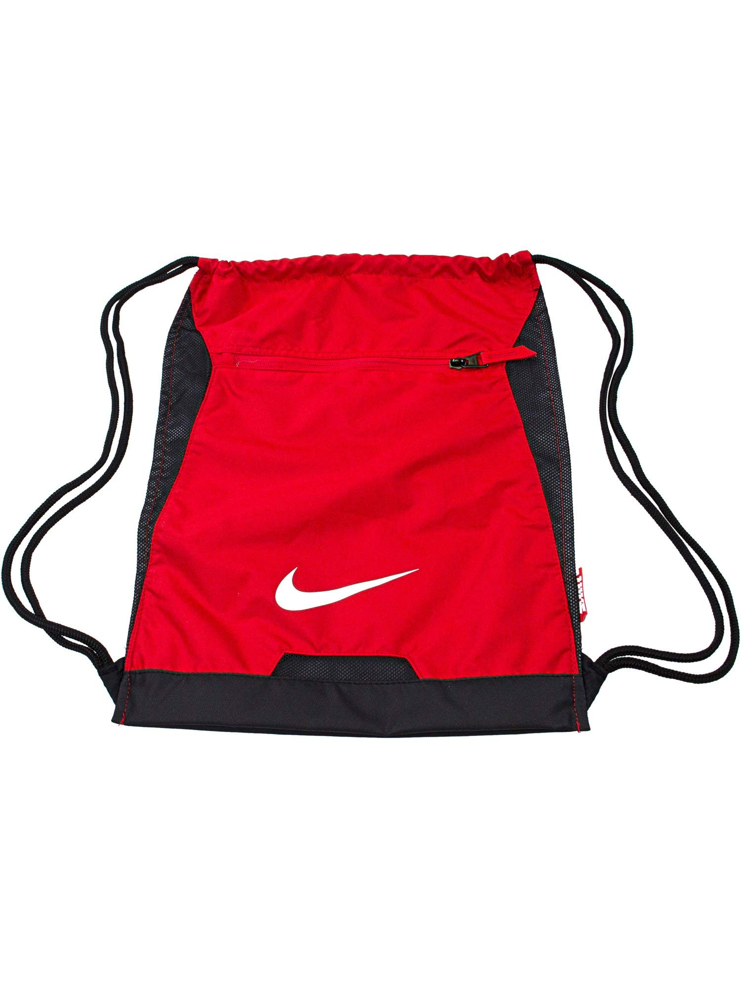 Nike Men's Alpha Gym Sack (University RED/Black/White)