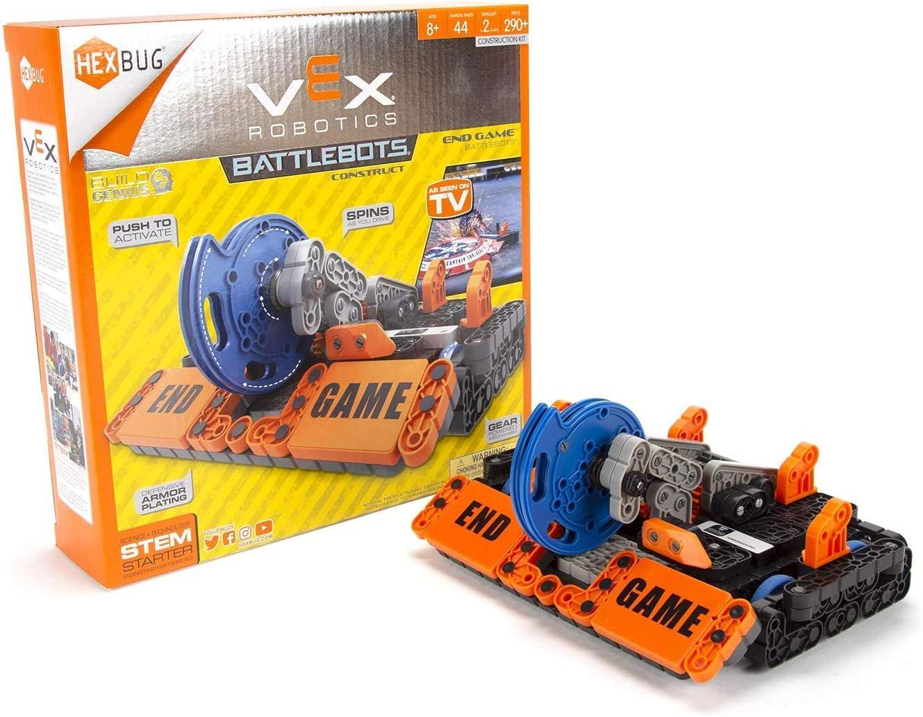 HEXBUG VEX Robotics BattleBots Bite Force Construction Kit