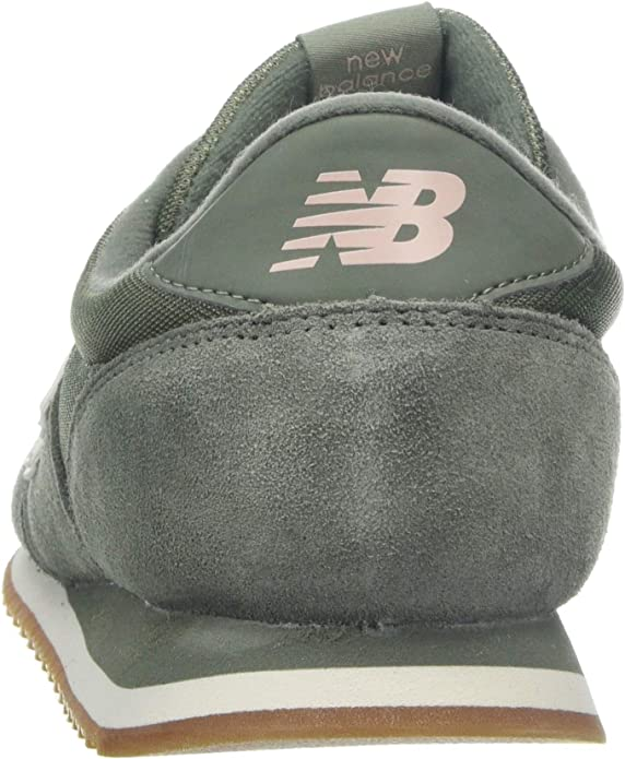 sobre dosis sugerir  New Balance 420, Zapatillas Mujer, Verde (Mineral Green/Oyster Pink Mink),  37.5 EU: Amazon.es: Zapatos y complementos