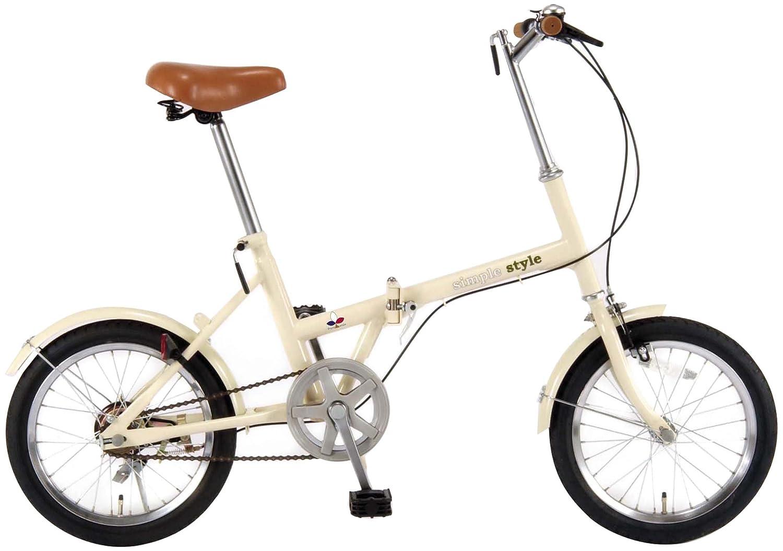 シンプルスタイル(SimpleStyle) 16型折畳自転車 FV16 (16型) SS-H16/ B000RC3W9W