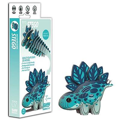 Brainstorm Toys D5001 EUGY Stego 3D Craft Kit,: Toys & Games