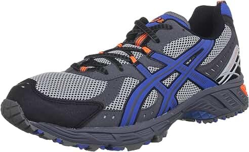 Asics Gel Enduro 8 M, Zapatillas para Hombre, Grey/Blue/Flash Orange, 42 EU: Amazon.es: Zapatos y complementos