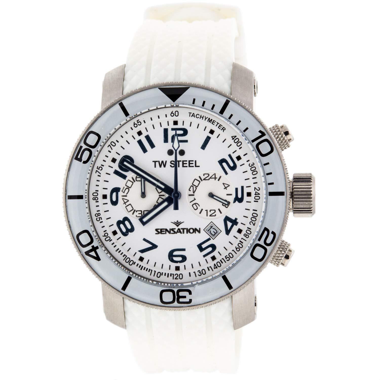 TW Steel Sensation Quartz Male Watch TW834 (Certified Pre-Owned)