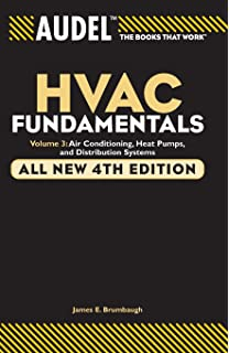 Hvac systems design handbook fifth edition roger w haines audel hvac fundamentals volume 3 air conditioning heat pumps and distribution systems fandeluxe Images