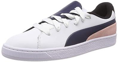 a84e1e469c6e9 Amazon.com | Puma Women's Basket Crush Paris WN's Low-Top Sneakers ...