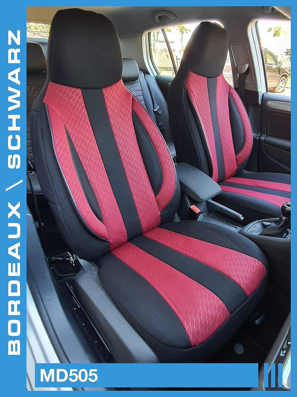 Maß Sitzbezüge Kompatibel Mit Skoda Citigo Fahrer Beifahrer Ab 2011 Farbnummer Md505 Sitzbezüge Sitzauflagen Autositzbezüge Vordersitze Sitzbezugset Sitzbezug Baby
