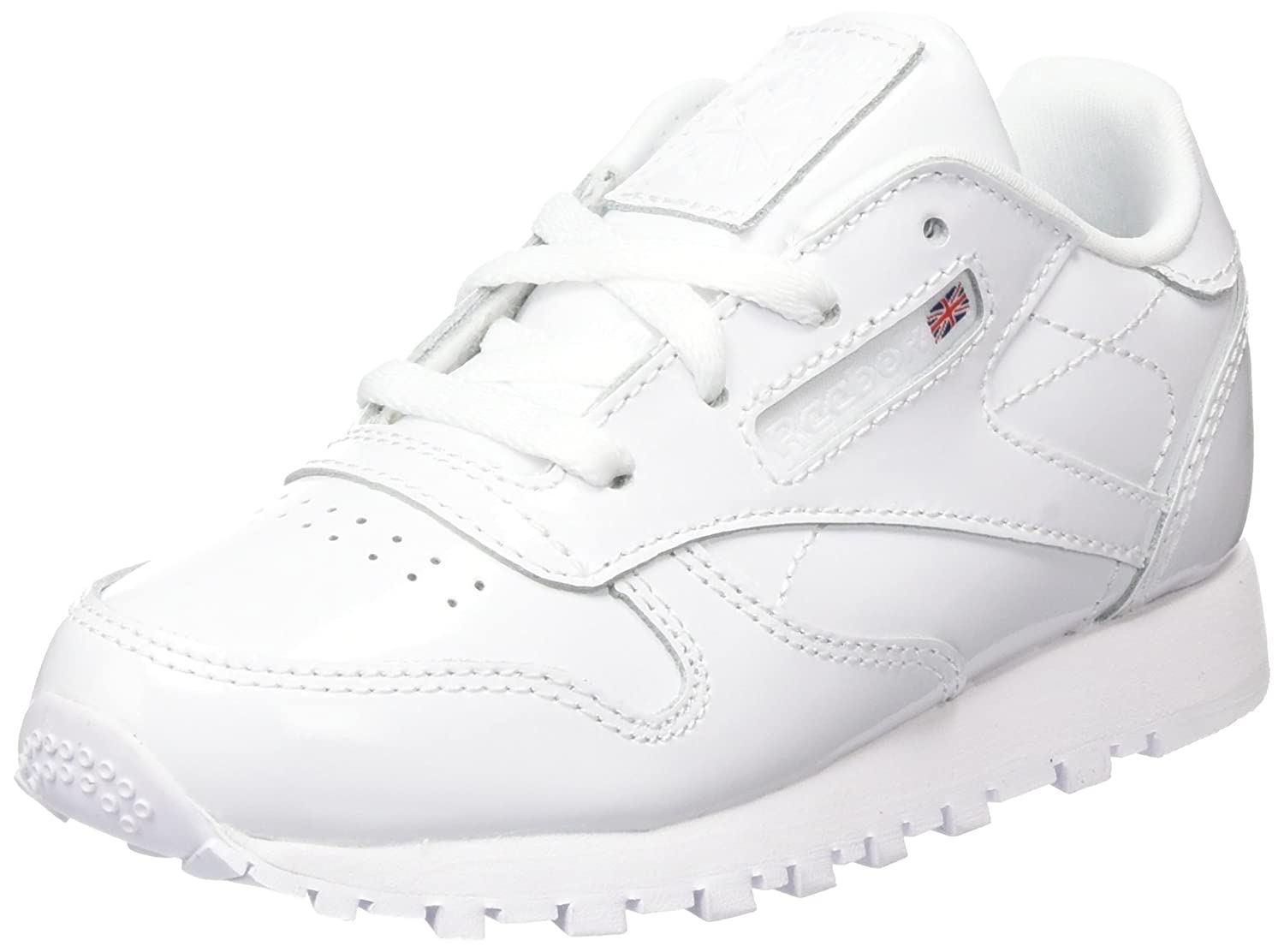 Reebok Classic Leather Patent, Baskets Mixte bébé