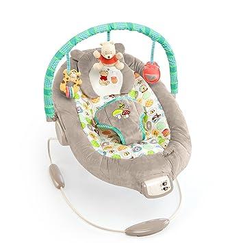 Amazon.com: Disney Baby Winnie the Pooh Bouncer, puntos y ...