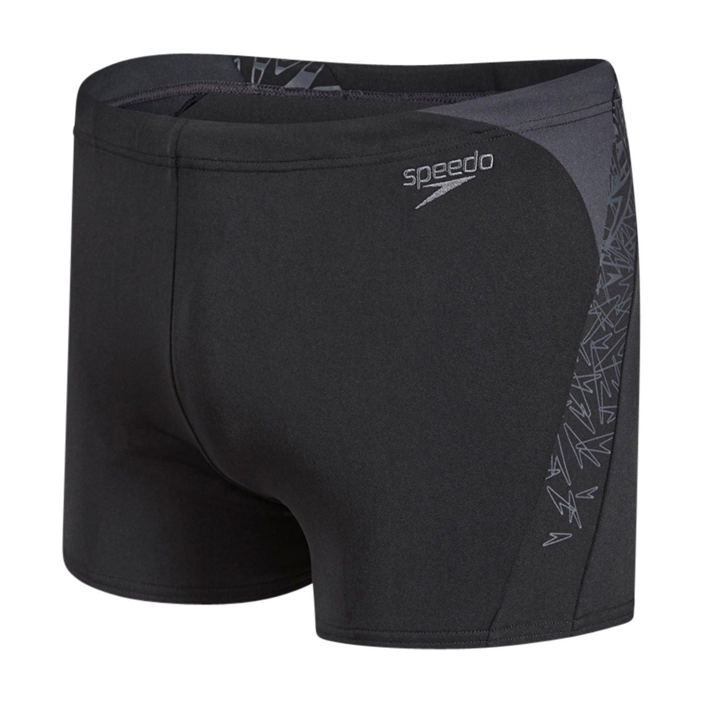 TALLA 28. Speedo Boom Splice Aquashort Pantalón Corto, Hombre