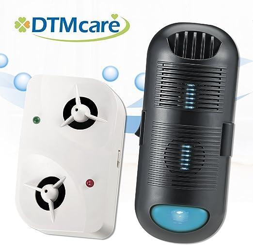 DTMCare Clean Home ultrasónica Repelente de plagas y UV Vacuna ...