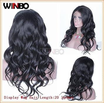 Brazilian Full Lace Wigs Human Hair