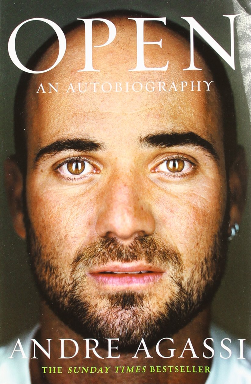 agassi biography book