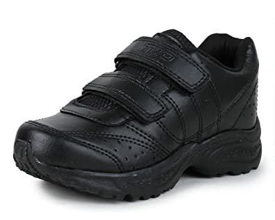 91f1479e698 Touchwood Kids Black Superlight EVA School Shoes for Boys and Girls (3-15  Years