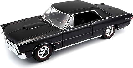 MAISTO 1//18 1965  PONTIAC GTO DIECAST RED CAR 31065