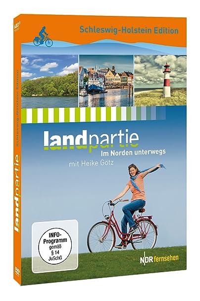 Landpartie Im Norden Unterwegs Schleswig Holstein Edition 2 Dvds Amazon De Heike Gotz Ulrich Koglin Heike Gotz Dvd Blu Ray