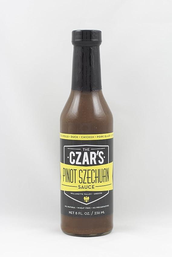 The Czar's Pinot Szechuan Sauce