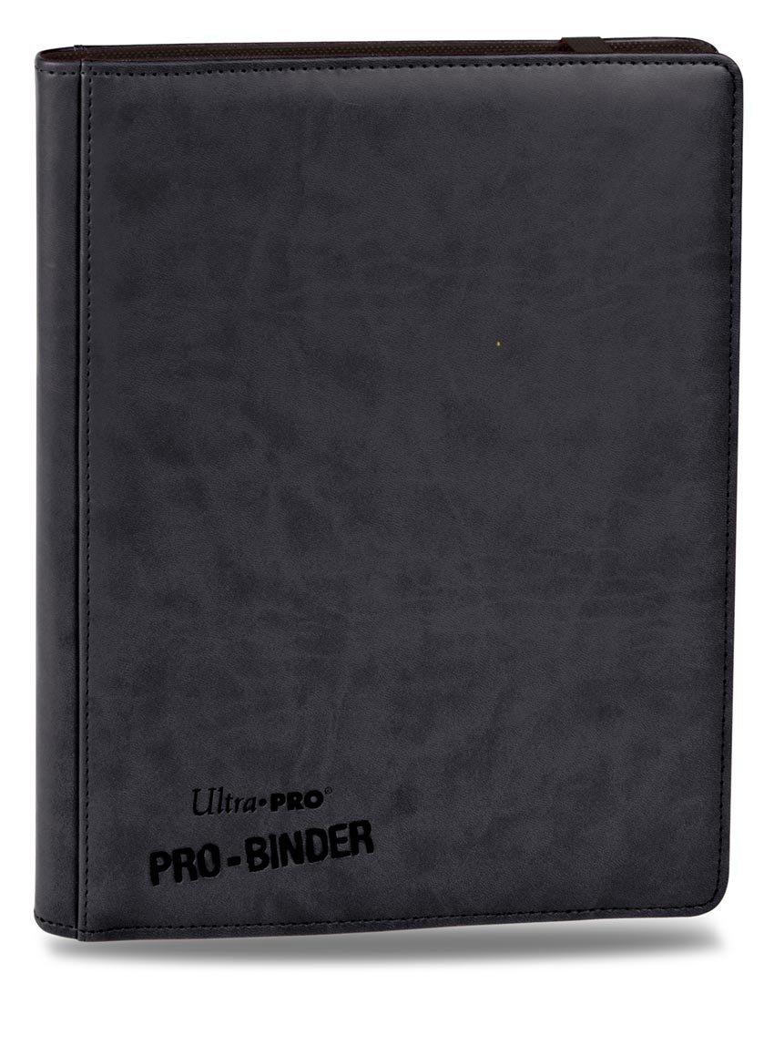 Premium PRO-BINDER 9-Pocket Cards, Black