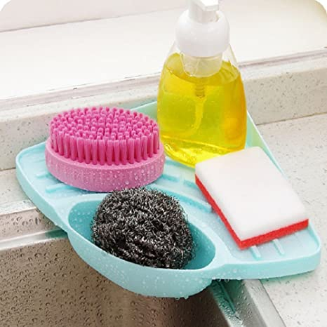 Organizador 3 en 1 para fregadero de cocina para lavavajillas ...