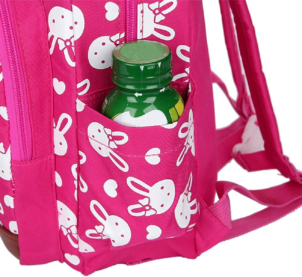 OTINICE Fashion Toddler Kids Travel Backpack Boys Girls Portable School Bag with Side Pockets