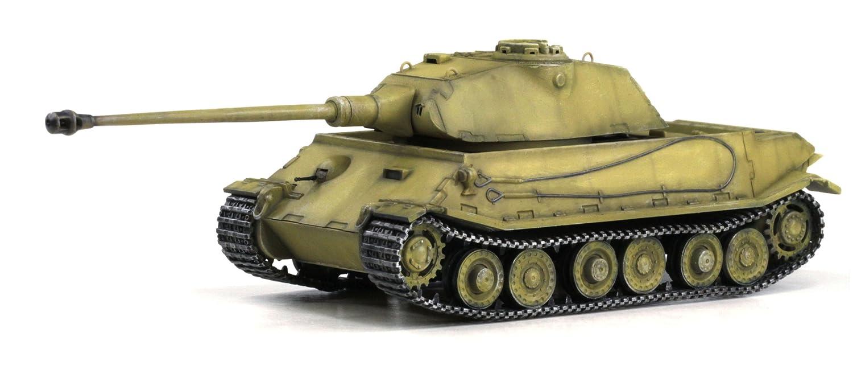 Dragon 500760530 - 1:72 VK.45.02(P)V Germany 1945 1945 1945 Panzer 443321