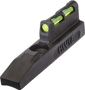 HIVIZ RG2245LLW01 Interchangeable Front Handgun Sight for Ruger 22/45 Lite Model