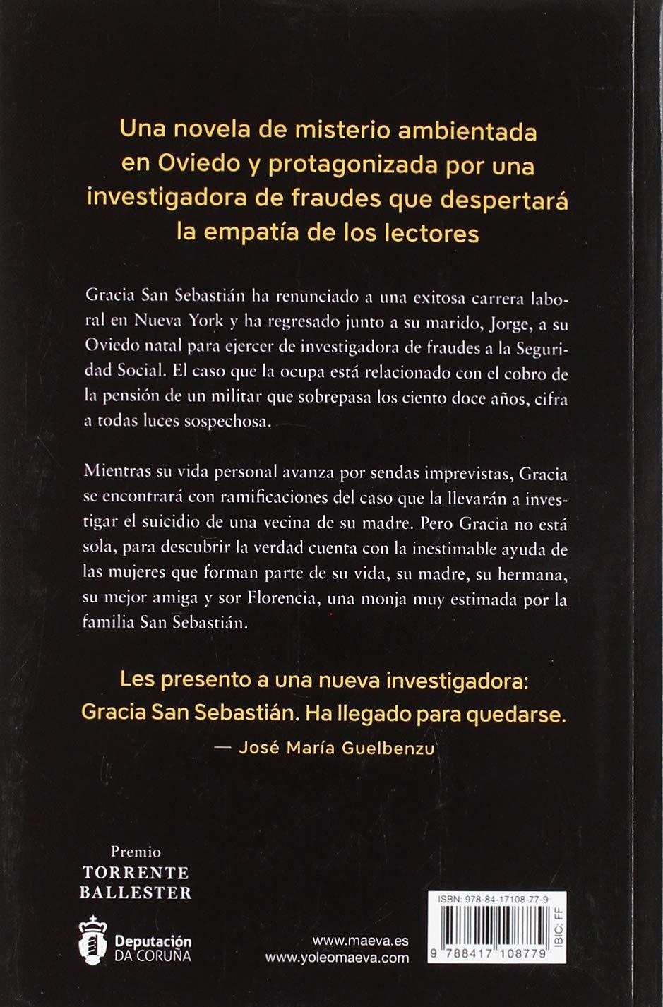 Lo que callan los muertos (MAEVA noir): Amazon.es: Ana Lena ...