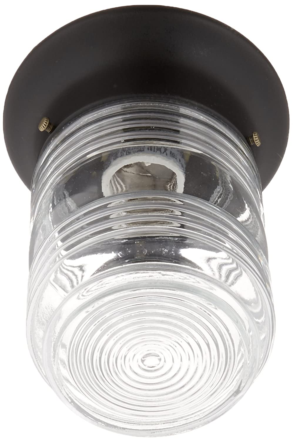 Amazon boston harbor hv 66919 bk3l porch light jelly jar amazon boston harbor hv 66919 bk3l porch light jelly jar black home improvement arubaitofo Image collections