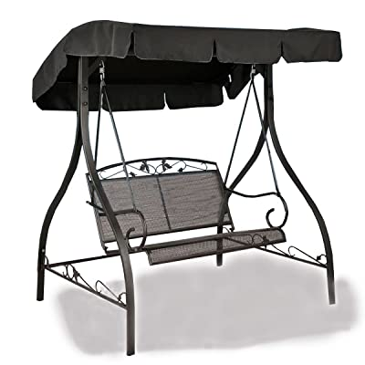 Garden Winds Jefferson Swing Replacement Canopy : Garden & Outdoor
