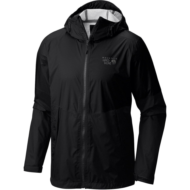 マウンテンハードウェア指数Jacket – Men 's B01GUI0LI6 2X-Large|ブラック ブラック 2X-Large