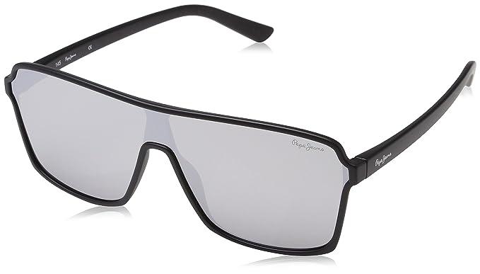 2b0c8b4884a835 Pepe Jeans Sunglasses Jadon, Montures de Lunettes Homme, Noir (Black), 137