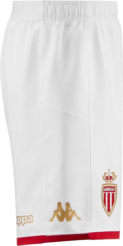 Kappa Pantaloni Ufficiali 19/20 As Monaco Corto 304SYK0 Unisex ...