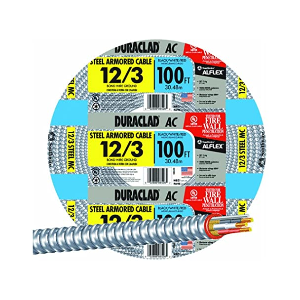 Southwire 55275022 AC Cable - Electrical Wires - Amazon.com