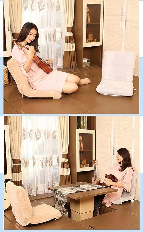 Amazon.com: Sillas de salón ZHIRONG Lazy para dormitorio ...