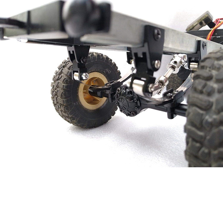 Amortiguador de placa de elevación 1/16 para coche WPL B14 B16 B24 ...
