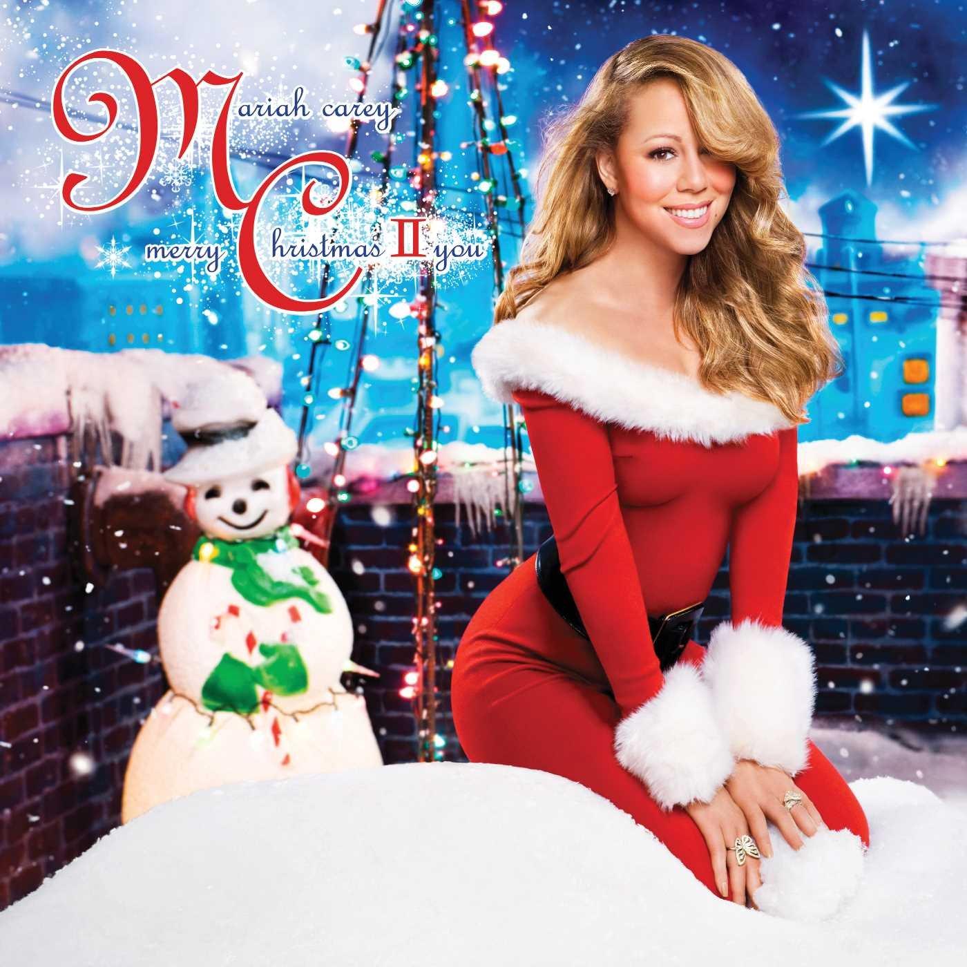 Merry Christmas II You - Mariah Carey: Amazon.de: Musik