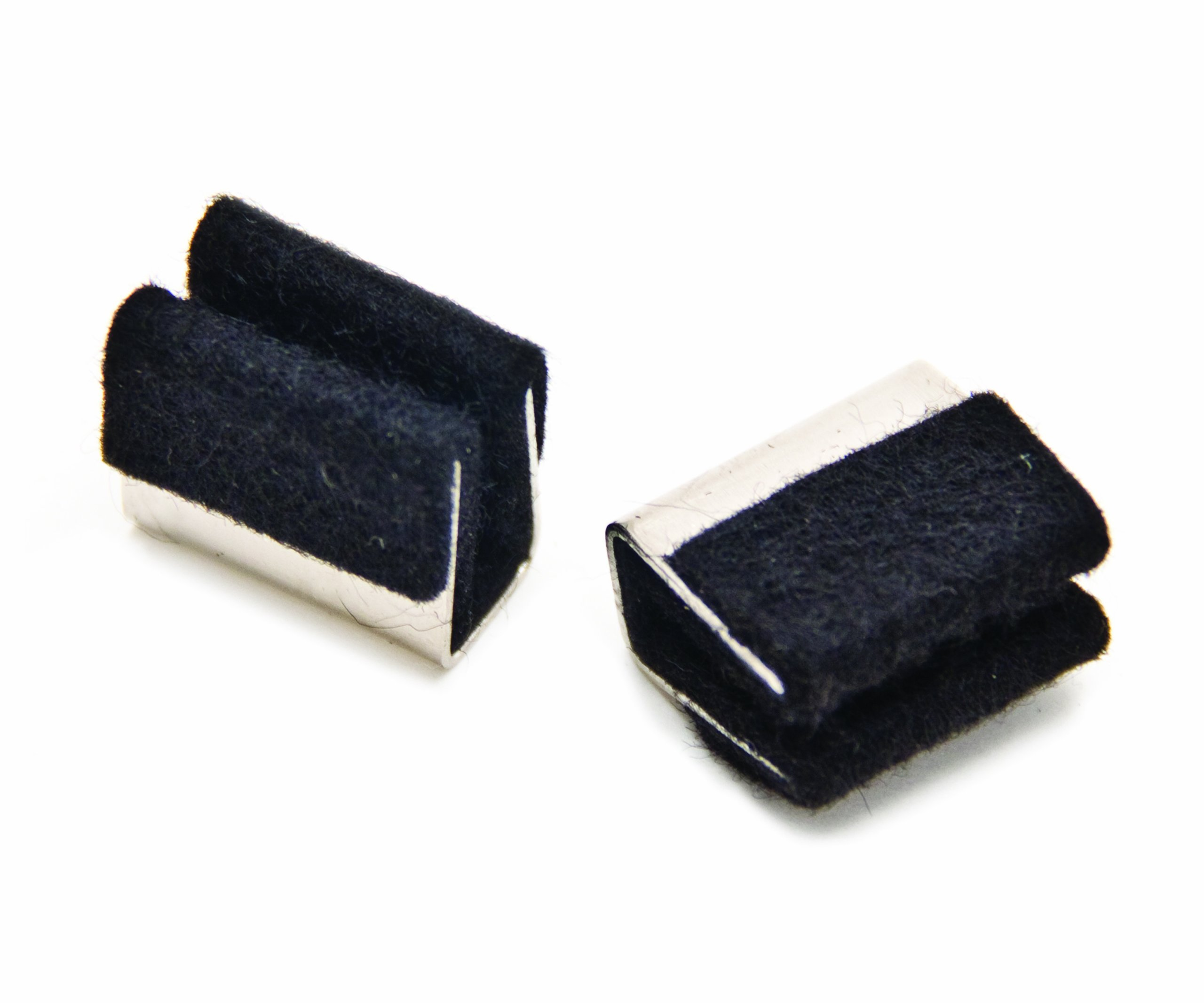 Fishman Pair Felted U-Clips for Upright Bass