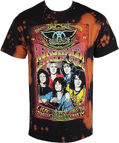 Bailey - Camiseta de metal para hombre - Negro - X-Large: Amazon.es: Ropa y accesorios