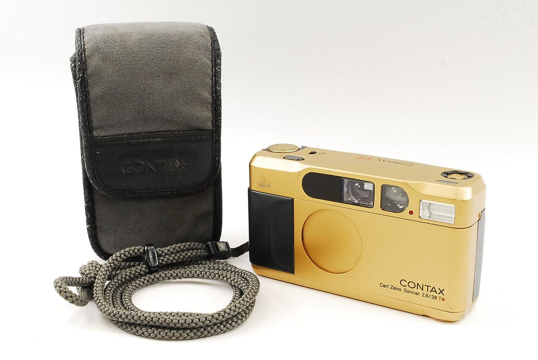 コンタックス T2 ゴールド 2.8/38 / CONTAX T2 GOLD   B00HEAV2AQ