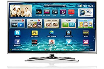 samsung tv uk. samsung 46-inch 3d smart led slim television ue46es6800 full hd 1080p widescreen with dual tv uk