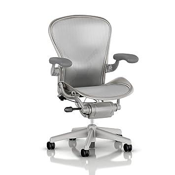 Amazon Com Herman Miller Classic Aeron Task Chair Highly Adj W