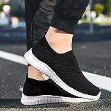 konhill Women's Lightweight Walking Shoes - Knit