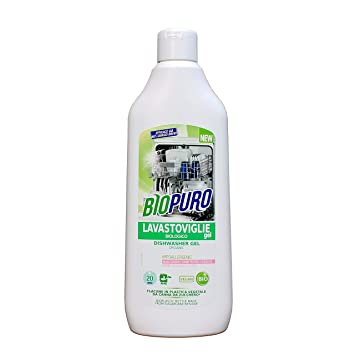 BIOPURO - Gel Detergente para Lavavajillas Ecológico - Extra ...