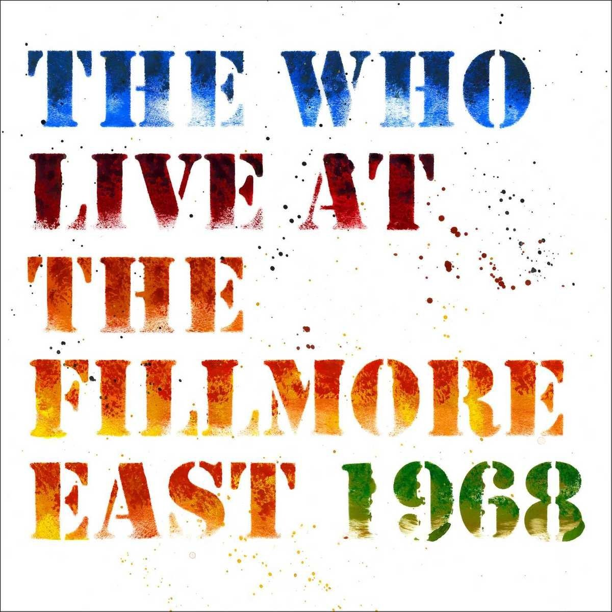 Live At The Fillmore East [2 CD] by Ume