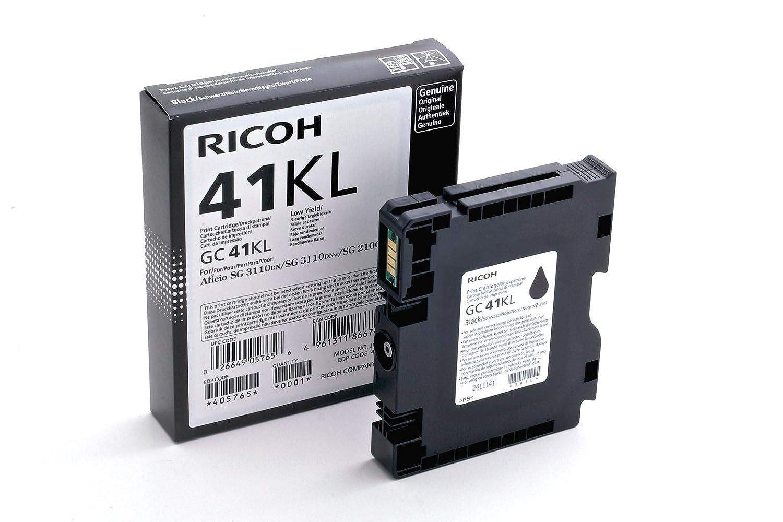 Original Ricoh 405765 tinta (negro, aprox. 600 Páginas) para ...